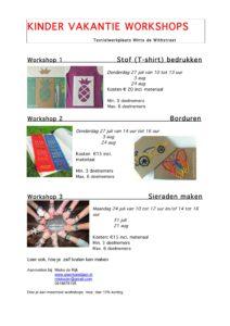 Microsoft Word - Vakantie textiel werkplaats bij-1.docx